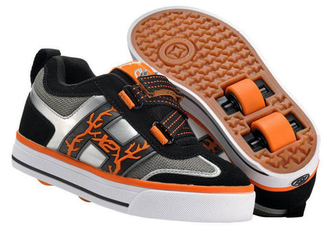 Heelys Bolt Youth White / Orange #7901