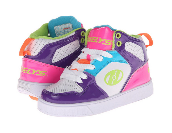 Heelys Flash White/Multi