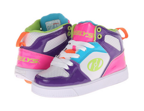 Heelys Flash White/Multi #770025H