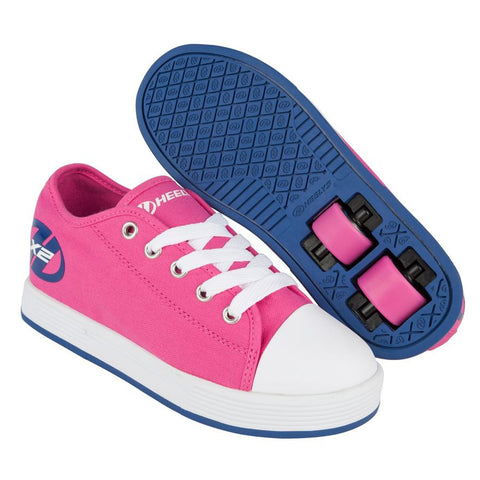 Heelys Fresh X2 Youth Fuchia Pink Navy HEE770496