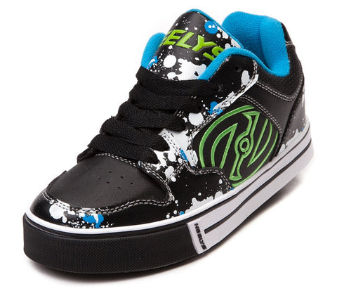Heelys Motion Black White Paint #770329