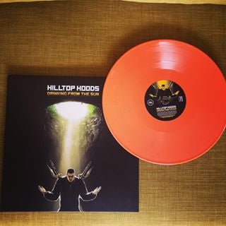 Hilltop Hoods - Drinking From The Sun Halloween Orange Vinyl Limited Edition of 1000 GERV011 Track List Side A1. The Thirst Pt. 1 (interlude)2. Drinking From The  Famous Rock Shop Newcastle. Buy Online or Instore. 517 Hunter Street Newcastle 2300 NSW Australia