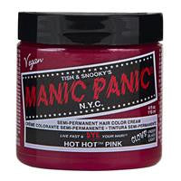 Manic Panic Semi-Perm Hair Colour Classic Creme - Hot Hot Pink