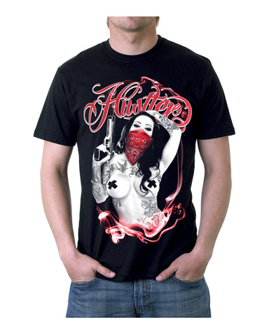 Mafioso Hot Loaded T-Shirt Black
