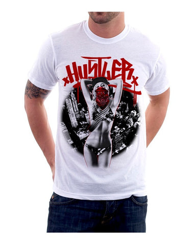 Hustler City 2 T-Shirt White
