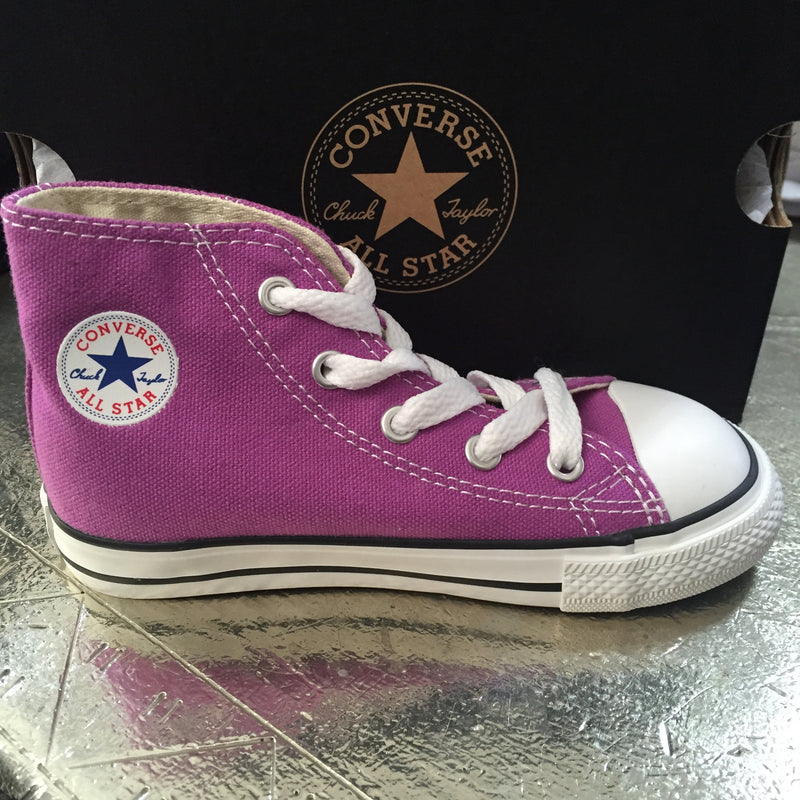 Converse Infants Hi Iris Orchard Purple