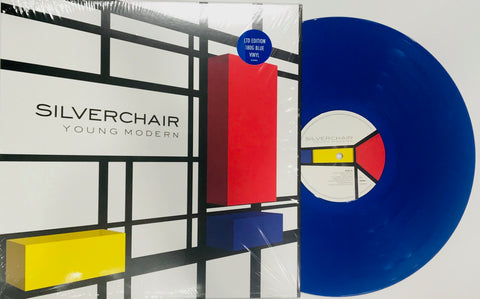 SilverChair Young Modern ELEVENV63 LTD EDITION 180G Blue Vinyl Famous Rock Shop Newcastle 2300 NSW Australia