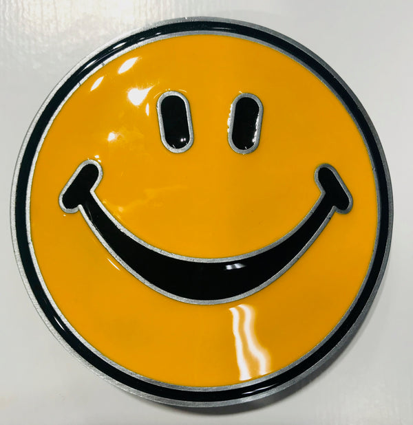 Belt Buckle Smiley Famous Rock Shop Newcastle NSW Australia
