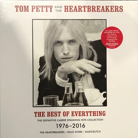 Tom Petty The Best Of Everything The Definitive Career Spanning Hits 4 Vinyl LP Box Set Famous Rock Shop Newcastle NSW Australia