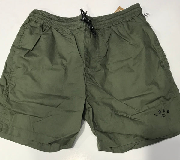 LKI Daily Beach Short Army L106B1012 Famous Rock Shop Newcastle 2300 NSW Australia