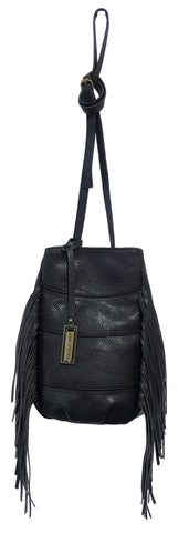Urban Originals Canyon Dream Bucket Black Bag