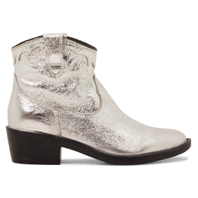 Roc Boots INDI Silver Crush Boots