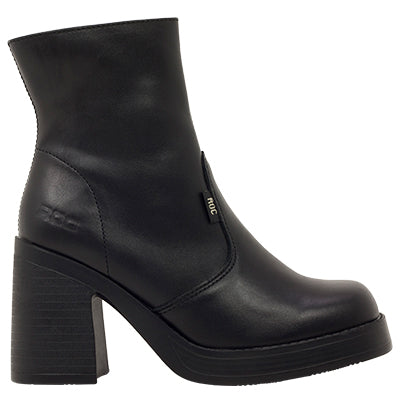 Roc Boots Invito Black Leather Boots