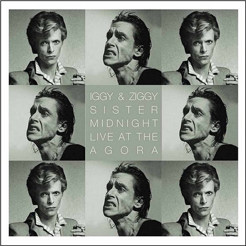 Iggy & Ziggy ‎– Sister Midnight - Live At The Agora Vinyl