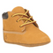 Timberland Infant Crib Wheat Leather Booties and Knit Hat Set