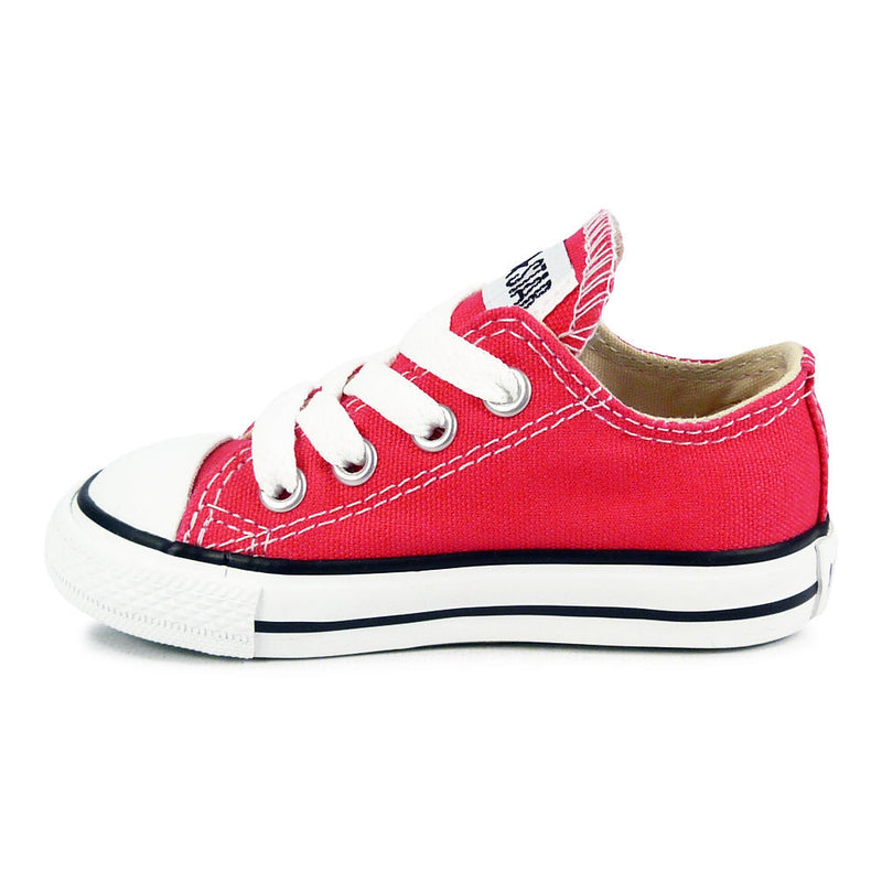 Converse Infants Ox Chuck Taylor All Star Raspberry Pink