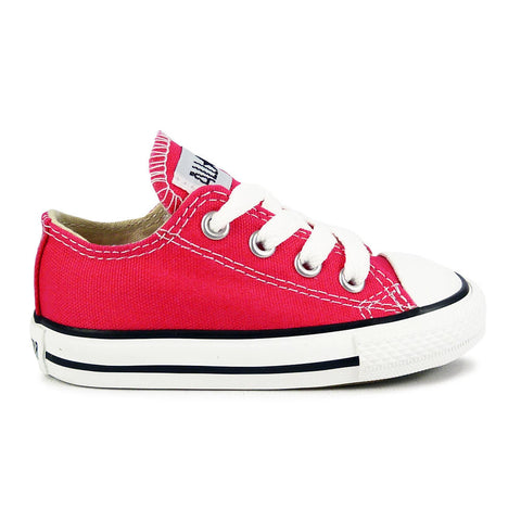 Converse Infants Ox Chuck Taylor All Star Raspberry Pink b1b3933ec