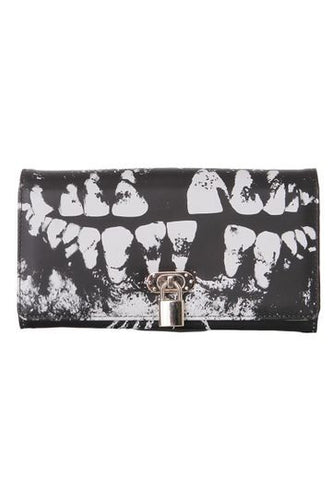 Iron Fist Loose Tooth Wallet