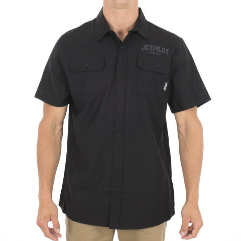 Jet Pilot For Broke Shirt Black 2S16727