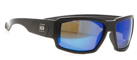 Jet Pilot Free ride Polar Black Blue Mirror JA4994 Sunnies Famous Rock Shop Newcastle 2300 NSW Australia