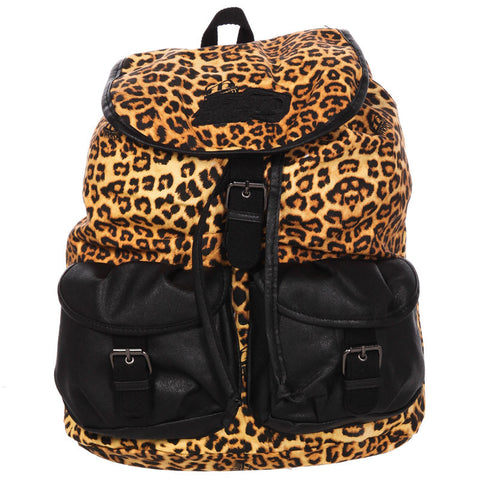 Jetpilot Leopard Backpack