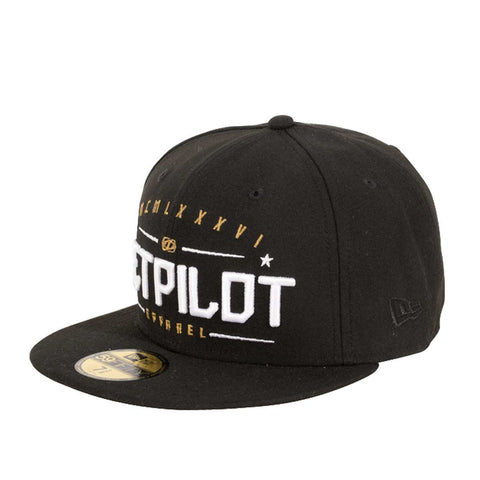 Jetpilot Podium N/E Fitted Men's Cap Black W16805