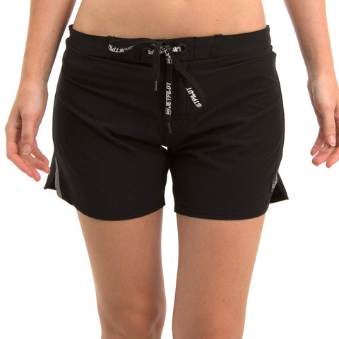 Jetpilot So Fit Ladies Rideshort Black