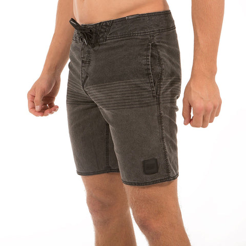 Jetpilot Trojan Men's Boarkshort Black 2S15909