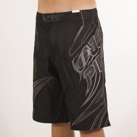 Jetpilot Vortex 2S15 Men's Boardshort Black/Black S15904