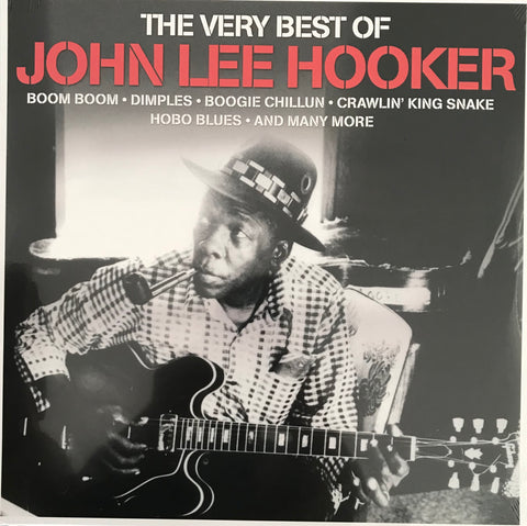John Lee Hooker The Very Best Of Vinyl LP CATLP126 Famous Rock Shop Newcastle 2300 NSW Australia