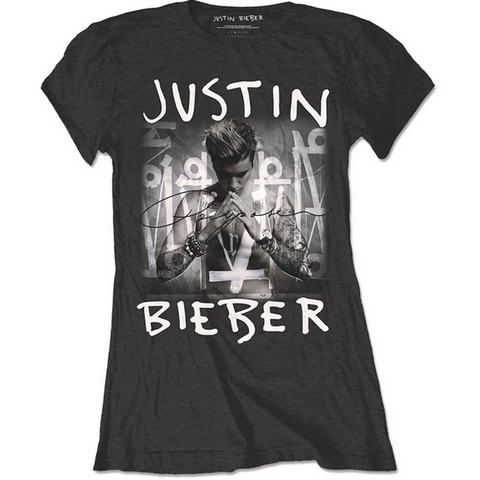 Justin Bieber - Purpose Logo Women's T-Shirt