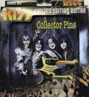 KISS Collector Pins Limited Edition Guitar Famous Rock Shop Newcastle 2300 NSW Australia