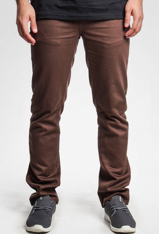 KR3W K Slim 5 Pocket Pant Soil K45546