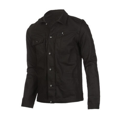 KR3W Reptilia Black Jacket