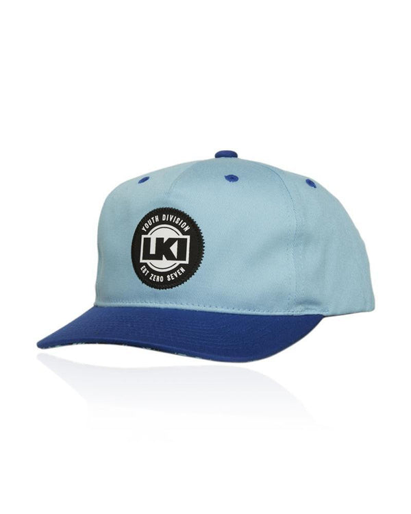 LKI Youth Radical Cap Sky Blue L308D1040