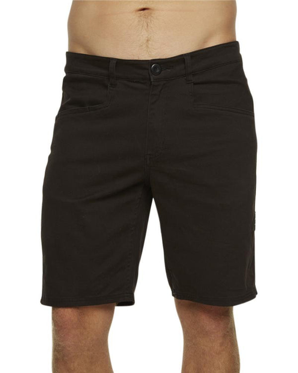 LKI Sunlit Walkshort Black L105C1005