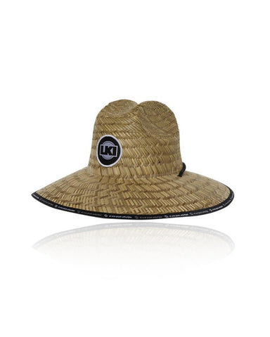LKI Youth Roar Straw Hat Natural L308H1002