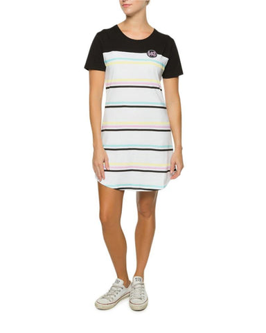 LKI Meridian Dress Black/Multi