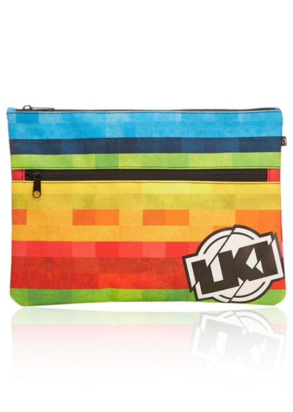 LKI Mission Pencil Case Multi L406A1014