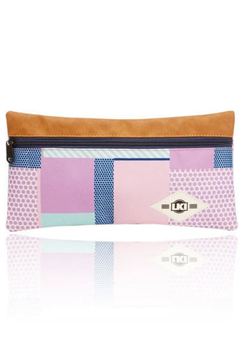 LKI Sally Pencil Case Multi L406C1010