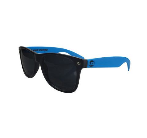 LKI Sunglasses Black/Blue L805B1001 Famous Rock Shop Newcastle, 2300 NSW Australia