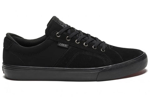 Lakai Falco Black Black Suede Famous Rock Shop Newcastle, 2300 NSW. Australia. 1