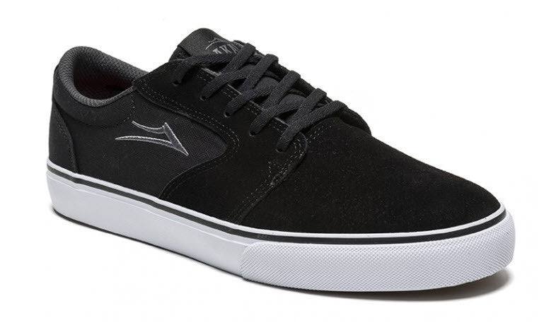 Lakai Fura Men's Black Suede