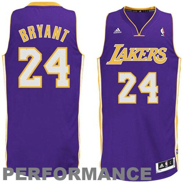 9e853670ac6 Adidas NBA Jersey Lakers BRYANT #24 Purple – Famous Rock Shop