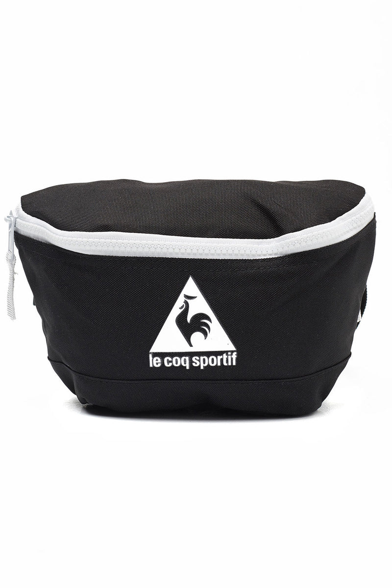 Le Coq Sportif Practice Bum Bag - Black 2720851 Famous Rock Shop. 517 Hunter Street Newcastle, 2300 NSW. Australia.