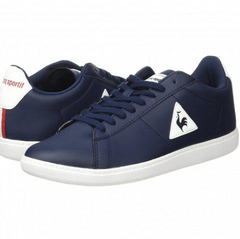 Le Coq Sportif Courtset s Lea Dress Blue Vintage red 1720498