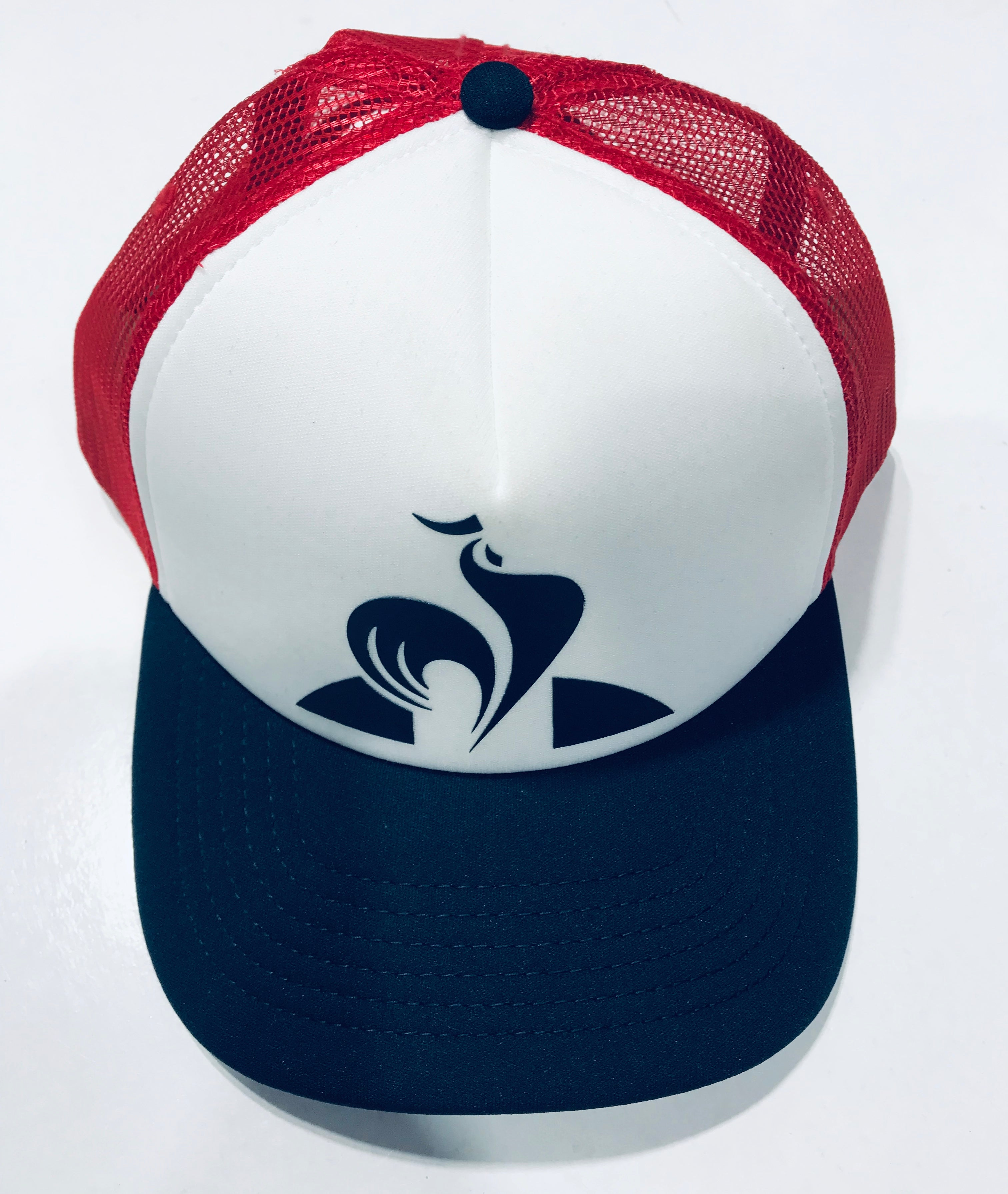 caa7eed1439e le coq sportif Classic Trucker Cap 2820691 Dress Blue   Red Famous Rock  Shop Newcastle 2300