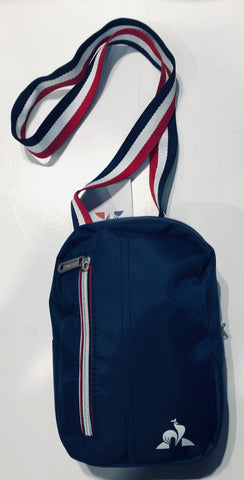 le coq sportif LCS messenger Bag Navy 2820631 Famous Rock Shop Newcastle 2300 NSW Australia