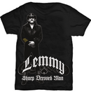 Lemmy - Sharp Dresses Man T-Shirt Famous Rock Shop. 517 Hunter Street Newcastle, 2300 NSW Australia