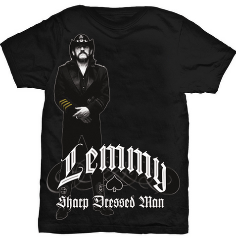 Lemmy - Sharp Dresses Man T-Shirt
